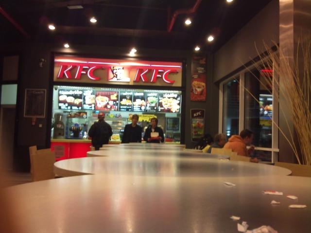 KFC OC Chodov