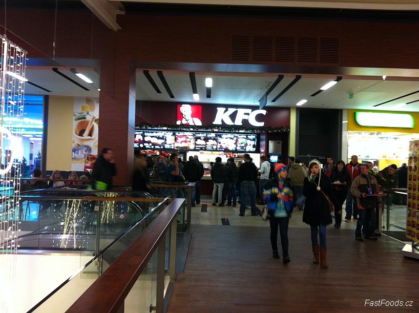 Galerie Harfa KFC