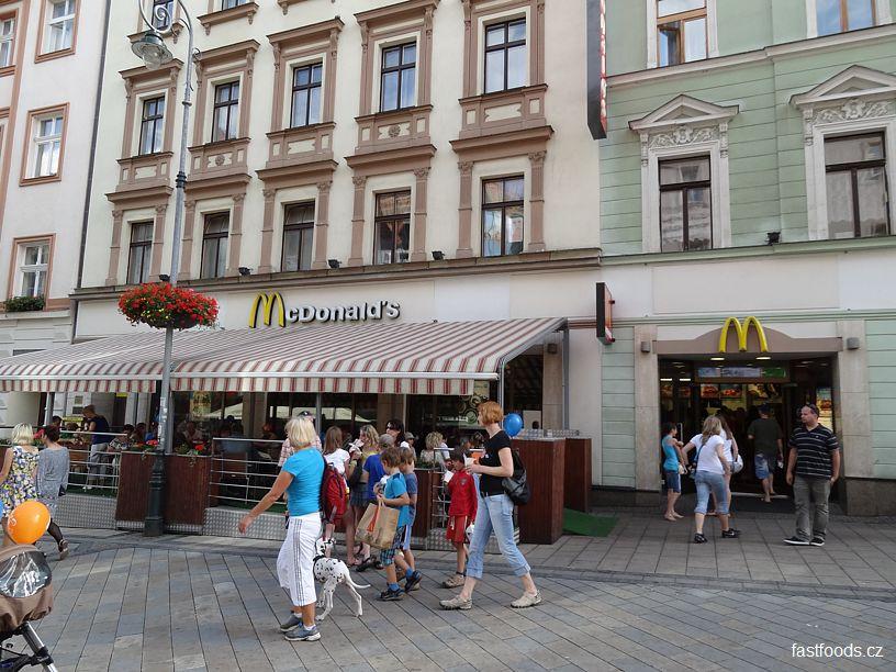 McDonalds Karlovy Vary