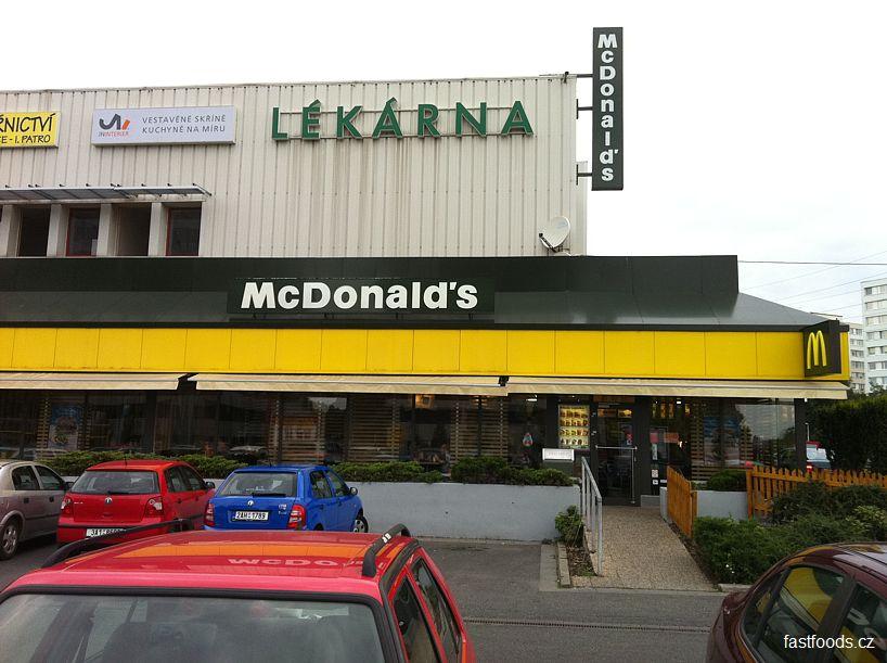 McDonalds Prosek