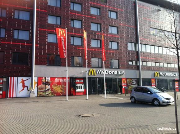 McDonalds Eden